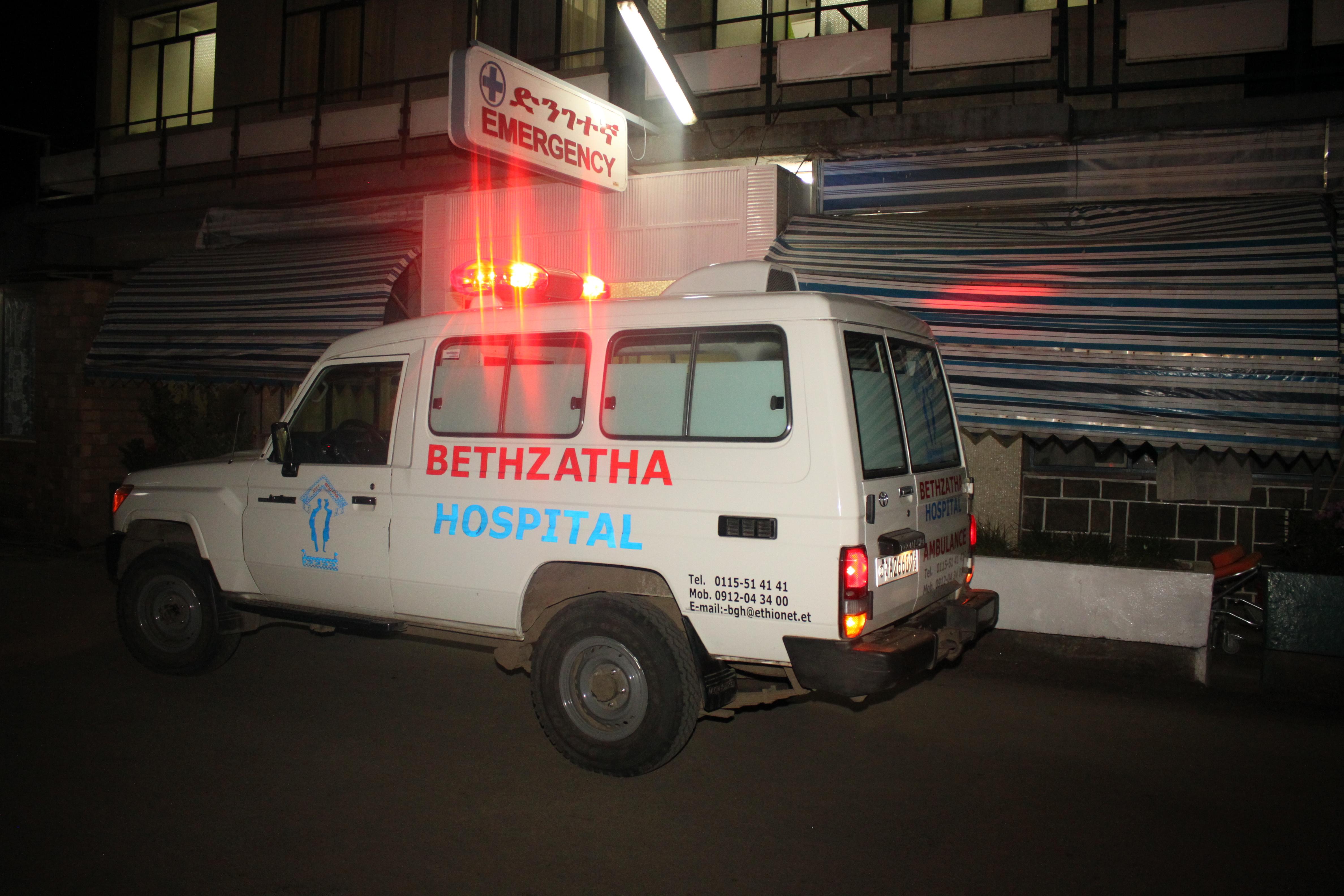 Emergency Amboulance