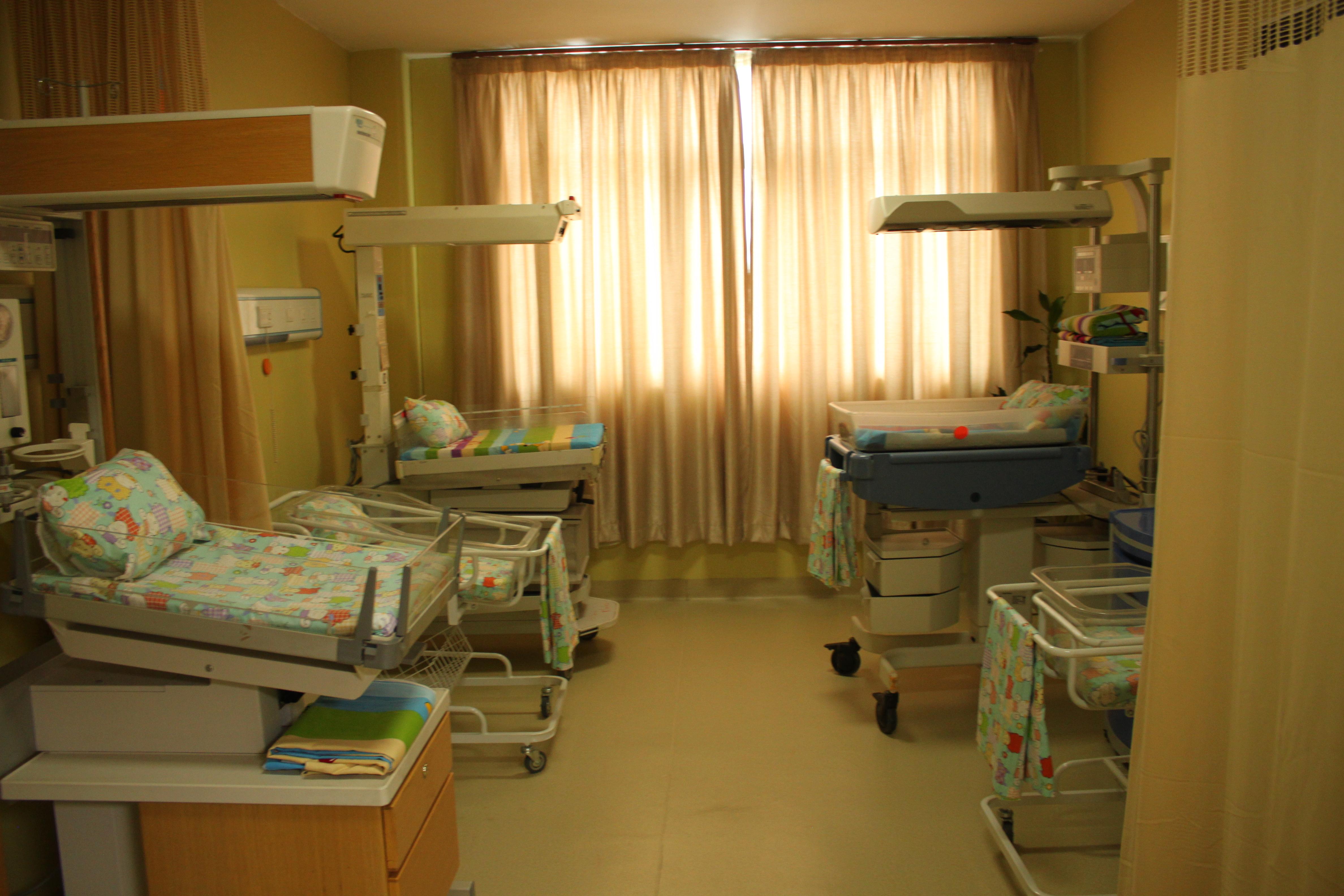 Neo-natal ICU